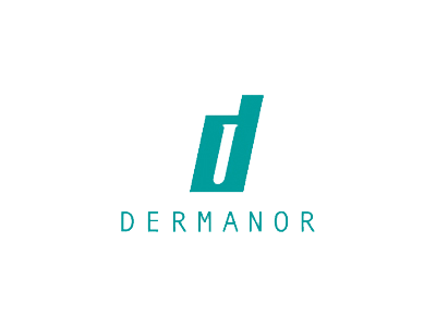 Dermanor AS' logo.